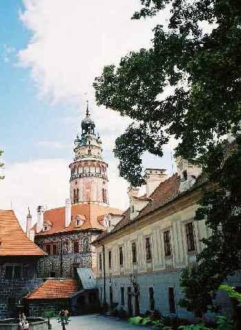 2004_CeskyKrumlov_Castle2ndPlace
