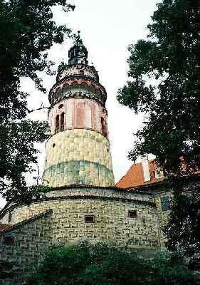 2004_CeskyKrumlov_Tower01