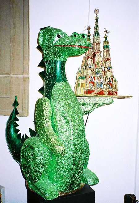 2005_Krakow_Szopka_Dragon